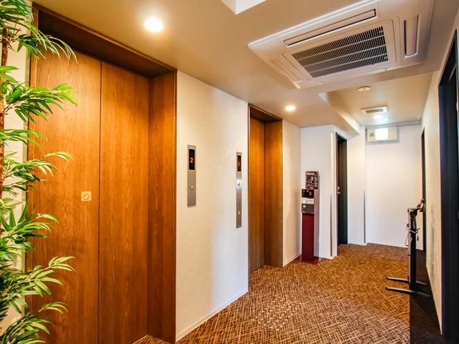 ◆エレベーターホール◆