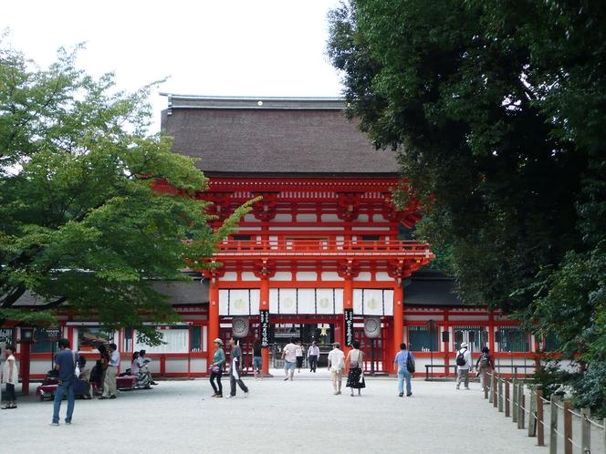◆観光◆下鴨神社