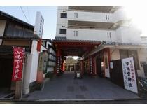 市比賣神社(いちひめじんじゃ)