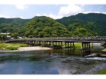 ◆観光◆嵐山 渡月橋