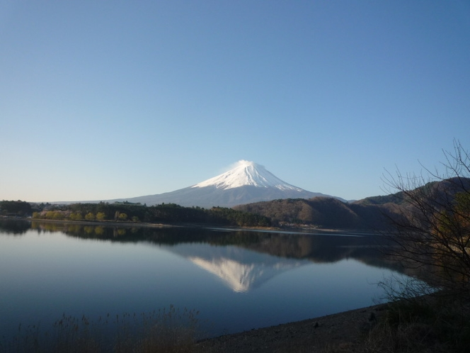 富士山(逆富士有)