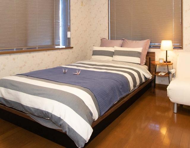 1階寝室(北側)