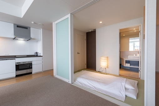 2ベッドルーム+畳部屋【102平米】5名様