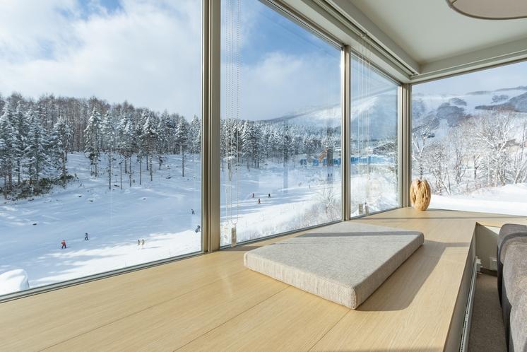 2ベッドルーム・スキーサイド