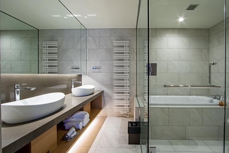 3ベッドルーム・パノラマ バスルーム