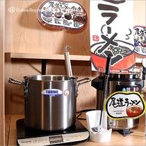 朝食(尾道ラーメン)