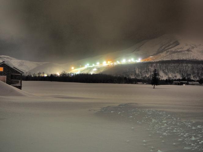 Annupuri Night Ski