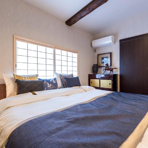 寝室(ベッド)