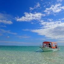【知る人ぞ知る★幻の島ツアー】石垣島より30分の船旅。そこに広がるのは「奇跡の楽園」。