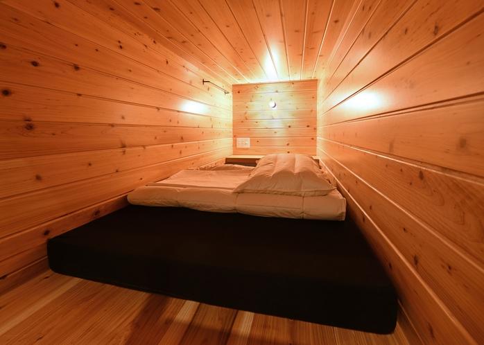 ベッド コンセント 照明 カーテンフックがあります