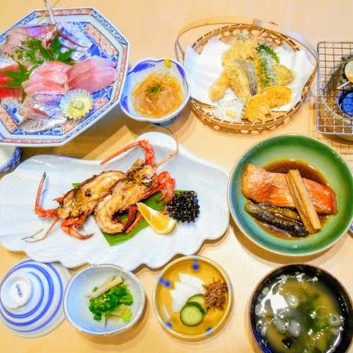 海鮮和食ケータリングプラン