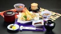 ■夕食■天ぷら膳
