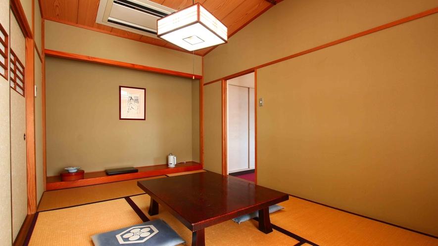 ■和洋室■お子様連れの旅行にご利用いただけます。畳のお部屋でゆっくりおくつろぎいただけます。