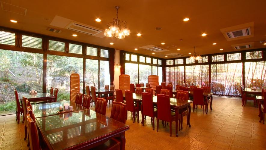 ■レストラン樹林■和食、洋食を問わず一流の味を心ゆくまでお楽しみください。