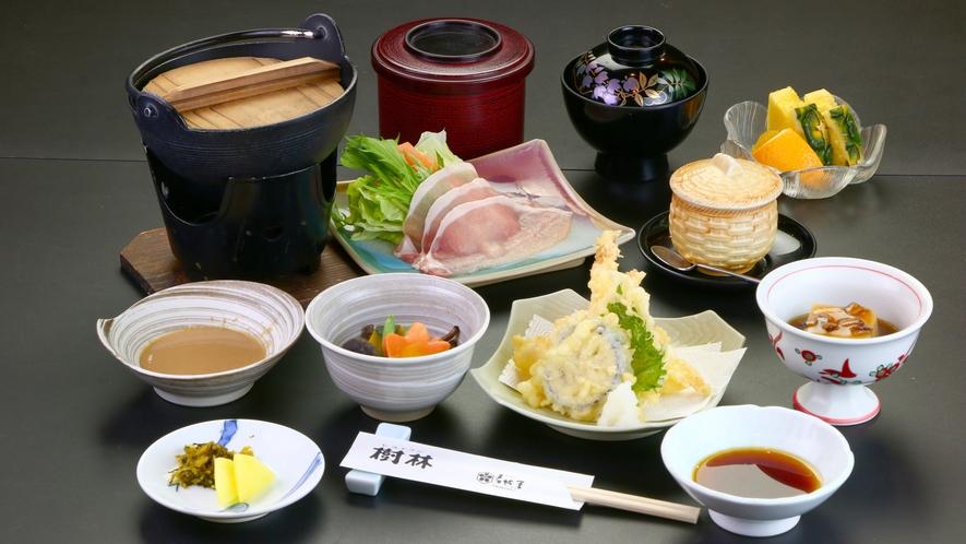 ■夕食■城下町膳