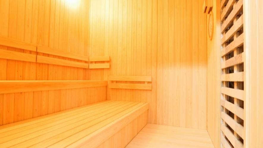 大浴場(女性用)サウナ 3:00p.m.~深夜0:00