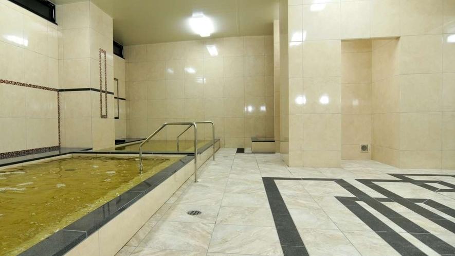 大浴場(女性用) 3:00p.m.~深夜1:30 6:00a.m.~10:00a.m.