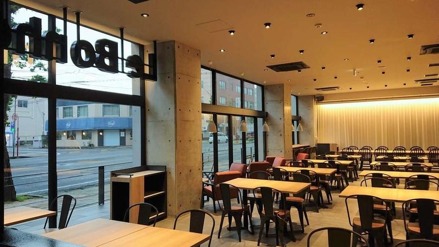朝食会場 1Fレストラン ル・ボノー