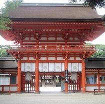 ◇下鴨神社 (左京区)