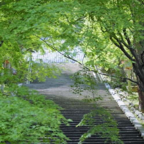 法輪寺(当館より徒歩約5分)