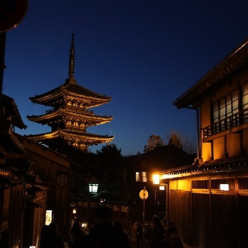 ◇八坂の塔2 (東山区)