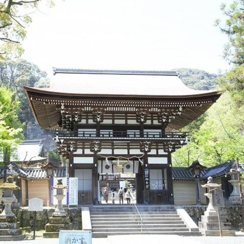 松尾大社(当館より徒歩約15分)