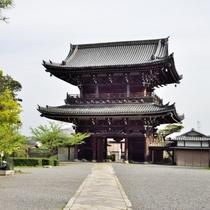 清凉寺【嵯峨釈迦堂】(当館より徒歩約23分)