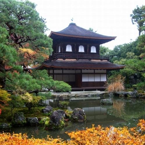 ◇銀閣寺 (左京区)