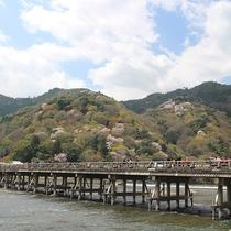 ◇渡月橋(右京区)