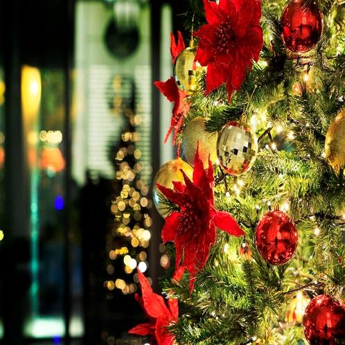 【ロビー】クリスマス限定装飾