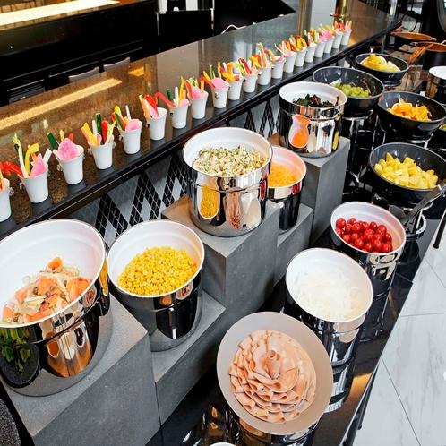 【朝食】ビュッフェ ※写真はイメージです