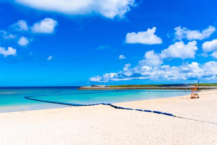 周辺観光☆トロピカルビーチ
