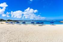 周辺観光☆サンセットビーチ。当ホテルから車で15分~20分!