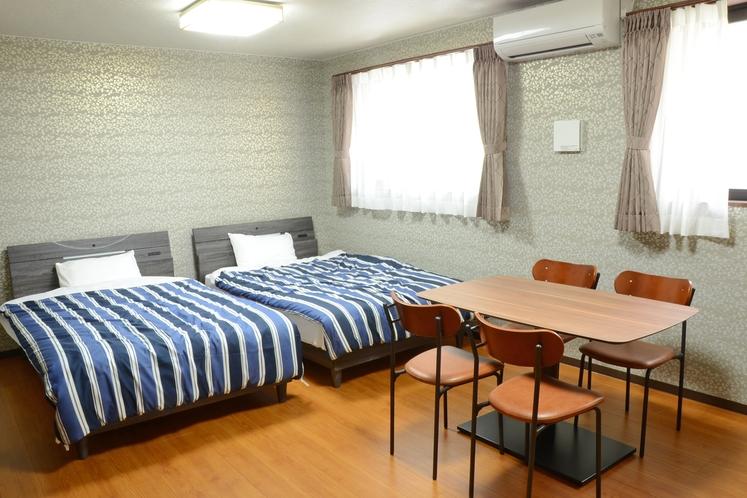 洋室 中 3~4人部屋