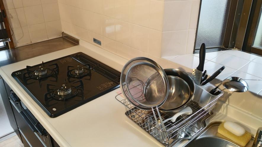 【1階】キッチン