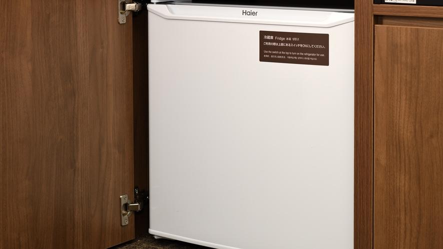 ◆客室備品【冷蔵庫(空)】