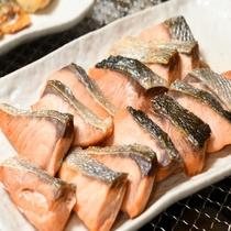 ◆朝食【焼き魚】