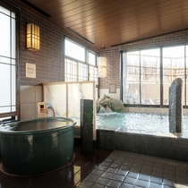 ◆男性大浴場【内湯】