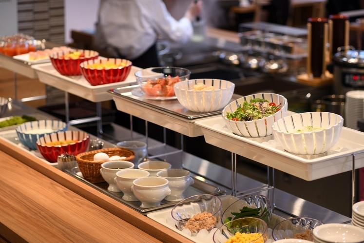 ◆朝食提供ライン(イメージ)