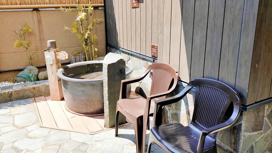◆男性・女性大浴場 ととのい椅子