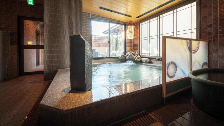 ◆女性大浴場【内湯】