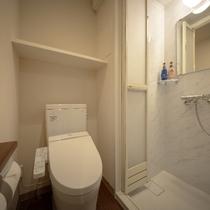◆客室【トイレ&シャワーブース】
