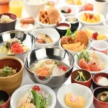 ◆朝食【バイキング】       ※写真はイメージです