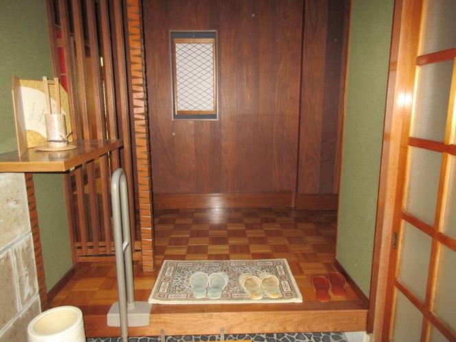 玄関たたき台