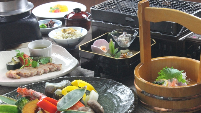 【基本コース】海風テラスあたみへようこそ!スタンダードプラン(1泊2食)10,900円〜