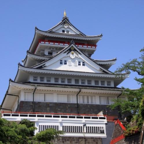 熱海城(当館から車で約9分)