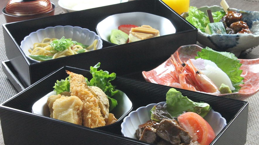 ■ある日の夕食の一例(幼児イメージです)