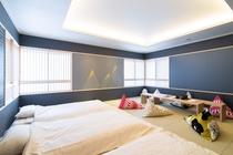 リビング&寝室(2階雪)