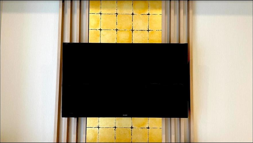 SHARP 液晶テレビ(全室完備)