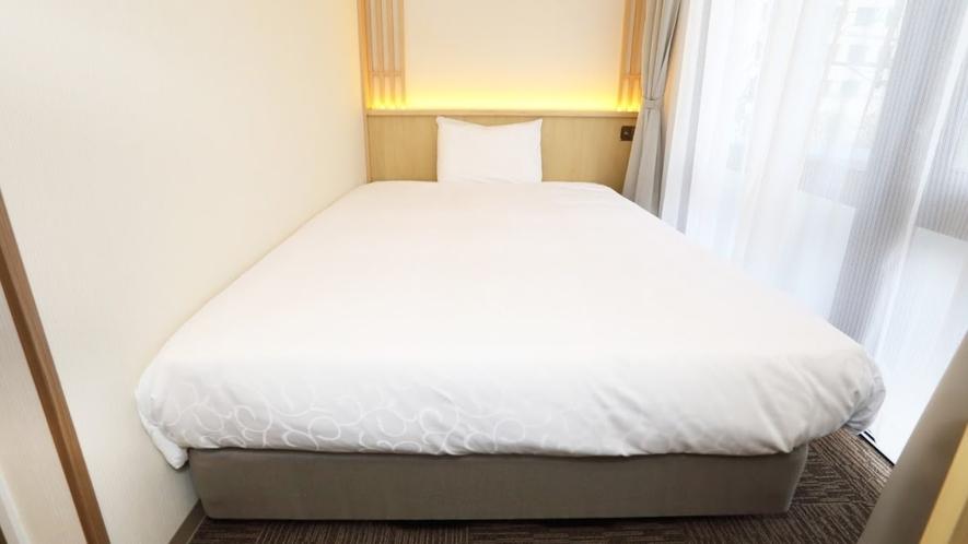 ファイテンシングル 正面ベッド